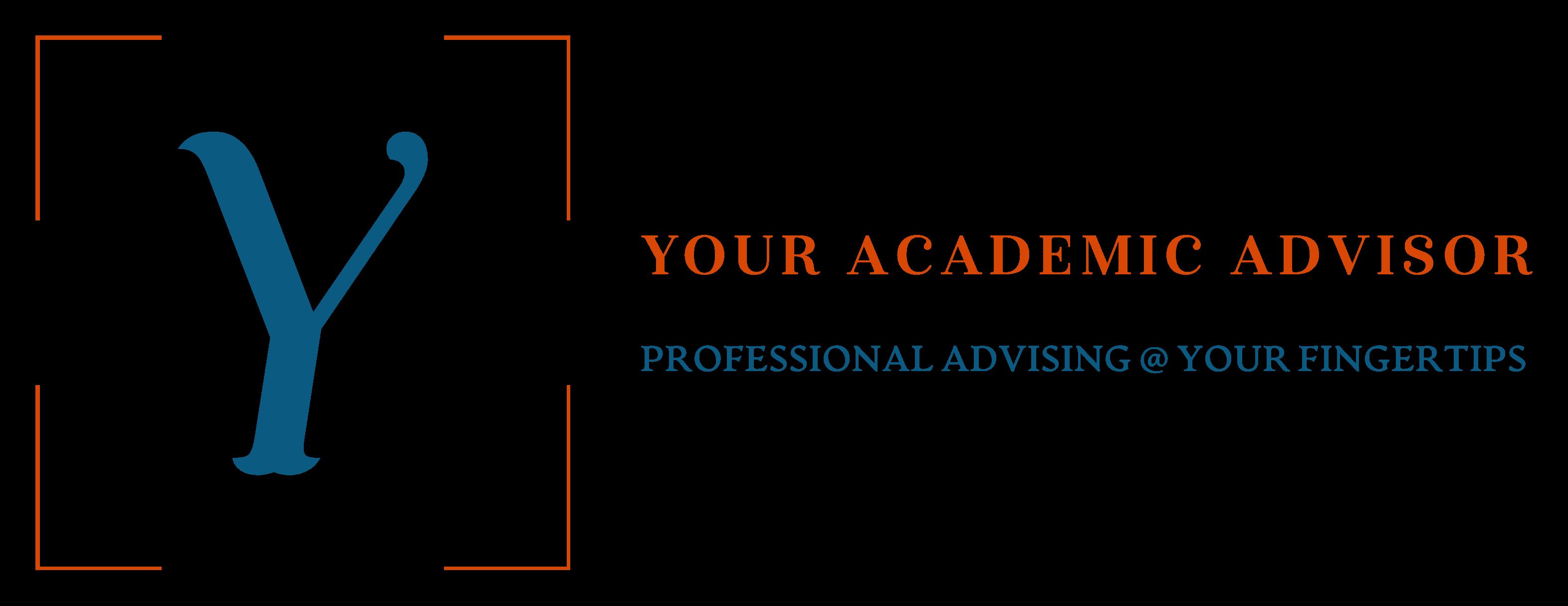 Your Academic Advisor